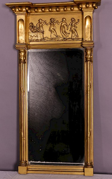 Regency Period Mirror