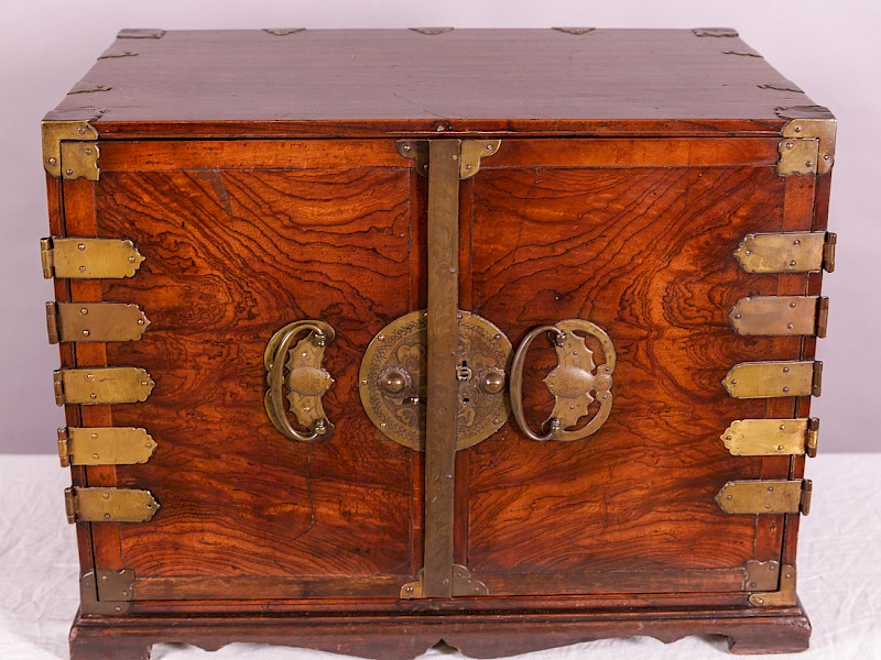 Japanese Table Cabinet